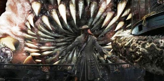 Image result for kraken pirates of the caribbean