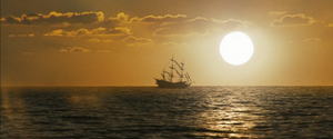 Flying Dutchman Sunset