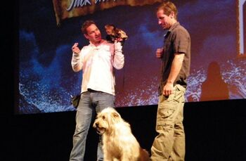 PiratesMarathon2011MonkeyandDog