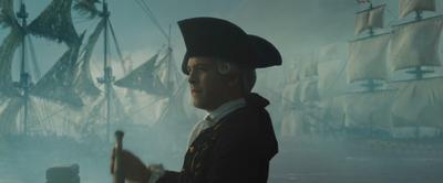 Beckett with his fleet