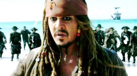 PIRATES OF THE CARIBBEAN 5 Movie Clip - Ghosts (2017) Johnny Depp Disney Movie HD