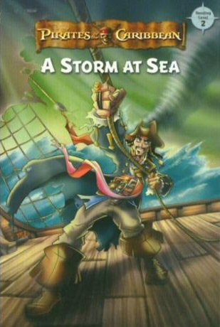 Pirates Of The Caribbean A Storm At Sea Potc Wiki
