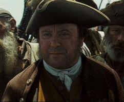 Captain Bellamy