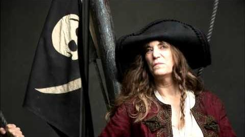 Behind the Scenes with Patti Smith at Disney Dream Portrait Shoot