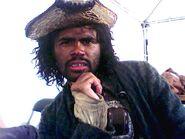 Pirate Headshot