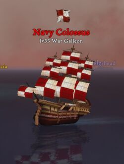 Navy Colossus