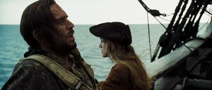 James and Elizabeth Swann