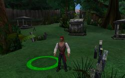 Port Royal Graveyard