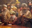 Sumbhajee's pirates