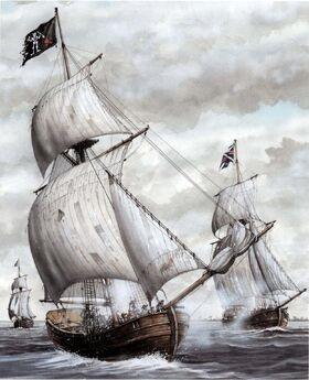 Ocracoke battle