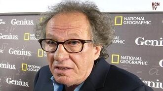 Geoffrey Rush Interview Pirates of the Caribbean Ending