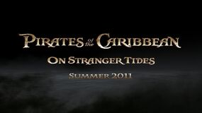 Pirates of the Caribbean- On Stranger Tides Logo