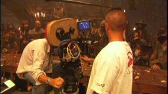 Pirates of the Caribbean At World's End Behind the Scenes Production Broll Part 4 of 4