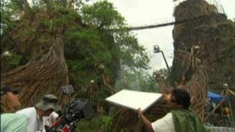 Pirates of the Caribbean Dead Man's Chest Behind The Scenes Production Broll Part 2 of 3