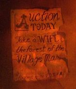 Villagemaresign