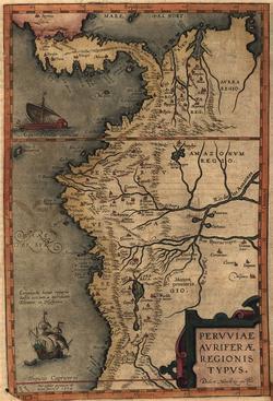 Peru 1584