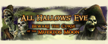 Slogan All Hallows Eve