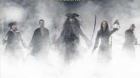 Pirates of the Caribbean 3 - Soundtrack 12 - One Day