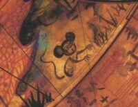 Nav chart Mickey