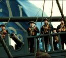 Crew of the HMS Endeavour