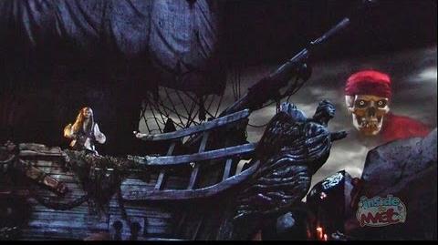 Legend of Captain Jack Sparrow Soft Opening at Walt Disney World - InsidetheMagic