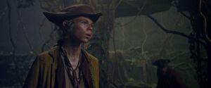 Cabin Boy joining Barbossa