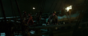Barbossa crew Black Pearl