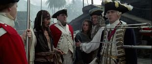 Norrington, Jack and men