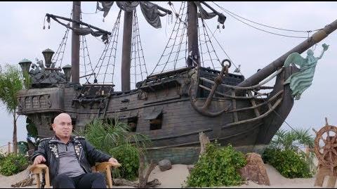 The Black Pearl Drops Anchor in Santa Monica