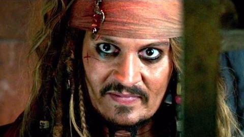 PIRATES OF THE CARIBBEAN 5 Movie Clip - The Jack Sparrow (2017) Johnny Depp Disney Movie HD