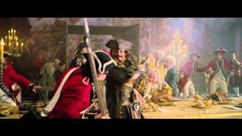 Pirates of the Caribbean IMAX 3D TV Spot