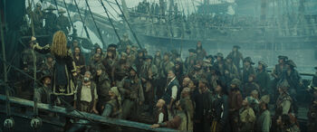 Pirate Armada speech