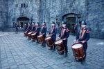 EITC drummers