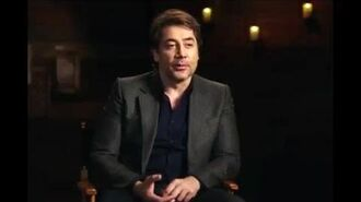 JAVIER BARDEM Pirates of The Caribbean 5 Dead Men Tell No Tales Interview