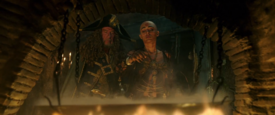 Barbossa & Shansa