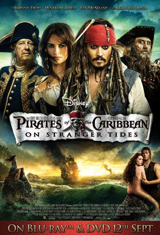 File:Pirates of the Caribbean On Stranger Tides UK DVD & Blu-ray Release Poster.jpg