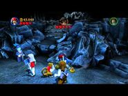 Isla De Muerta Battle Lego