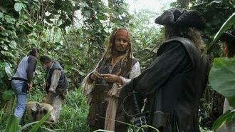 The Wild Boar - Pirates of the Caribbean On Stranger Tides behind the scenes(exclusive)