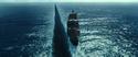 Black Pearl split sea