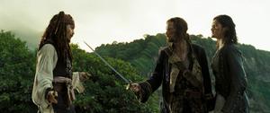 Isla Cruces duel 12