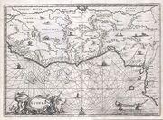 West Africa 1670