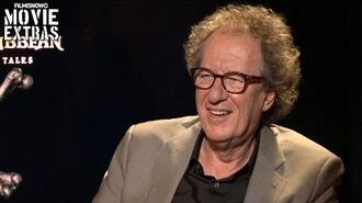 Pirates of the Caribbean 5 (2017) Geoffrey Rush talks about his experience making the movie
