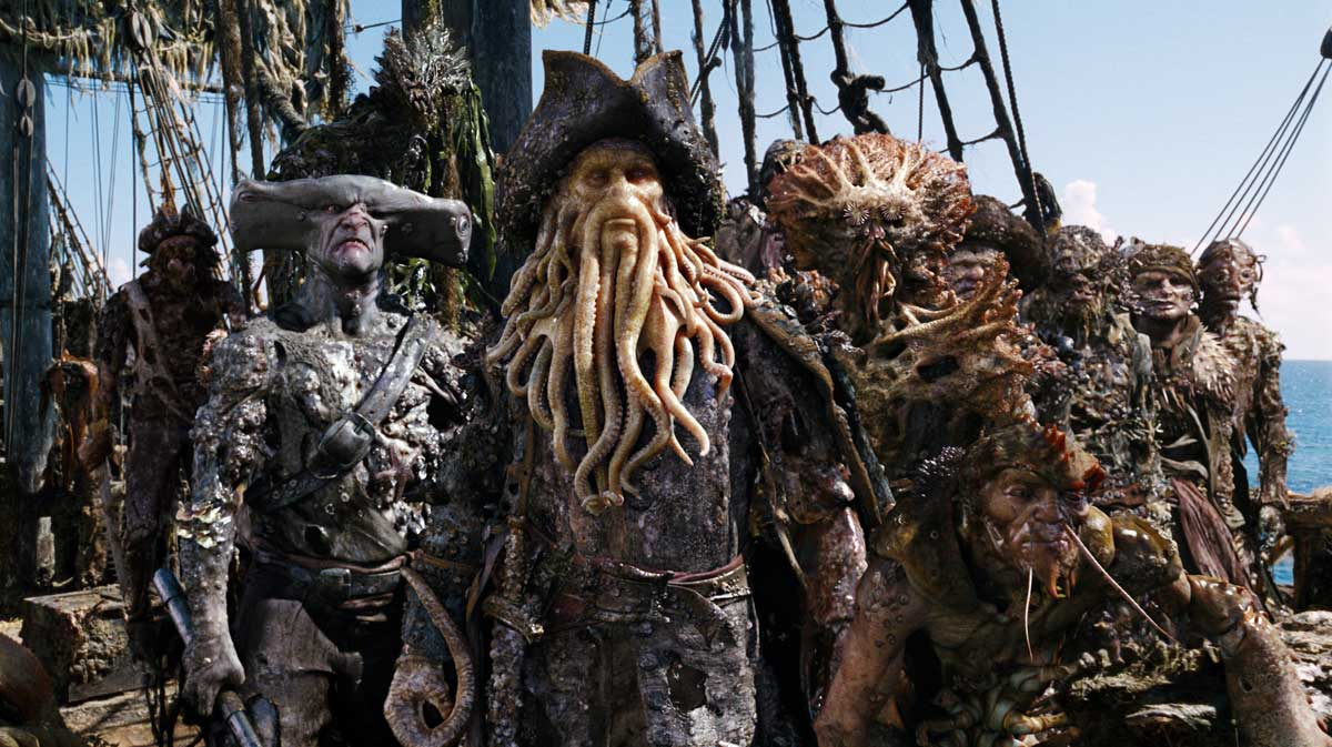 Crew of the Flying Dutchman | PotC Wiki | FANDOM powered by Wikia