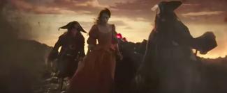 DMTNT Barbossa, Carina & Jack