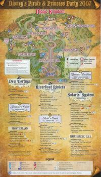 DisneyPirateAndPrincessParty
