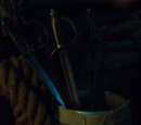 Henry Turner's swords