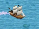 Jack Sparrow's corvette