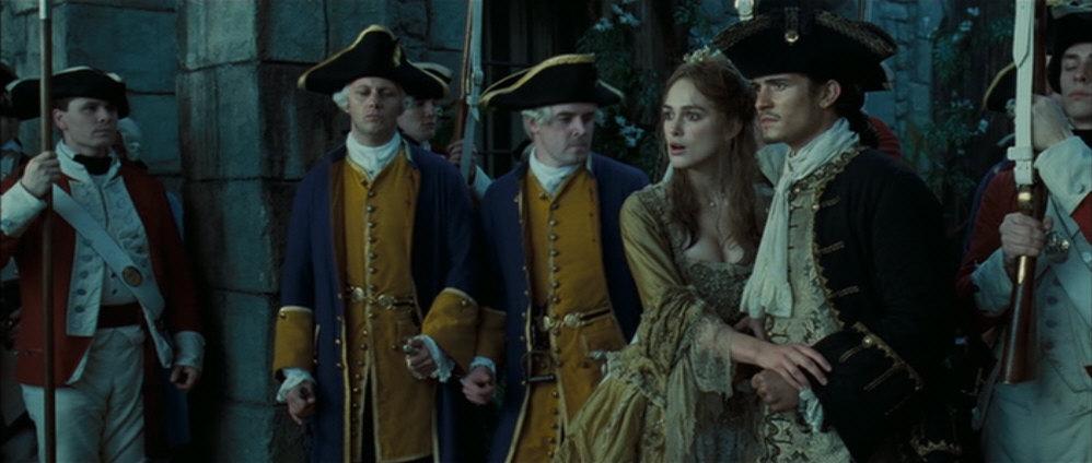 Elizabeth Swann\'s wedding dress | PotC Wiki | FANDOM powered by Wikia
