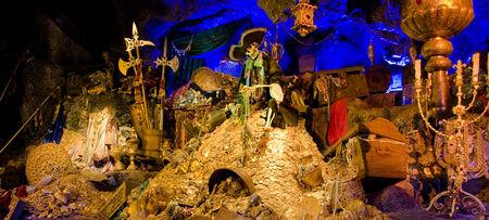 DisneylandPOTCDeadMansGrotto