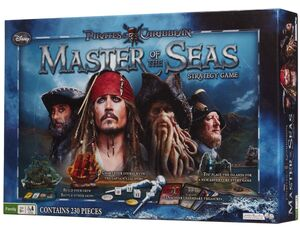 Master of the SeasGame